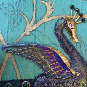WMPeacock-head