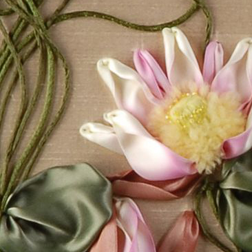 Silk Ribbon Embroidery Workshop Saturday Sept 22nd 2018 From 1 4pm